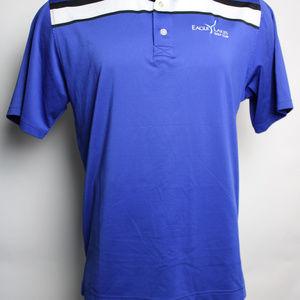 FootJoy Eagle Lakes Large Short Sleeve Polo Shirt